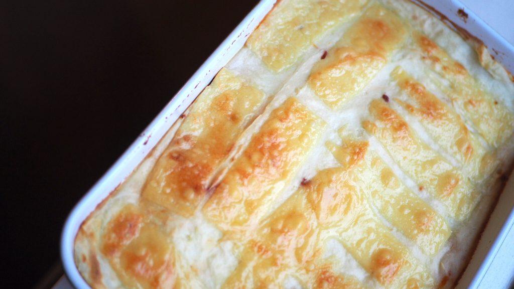 ovenschotel met zuurkool