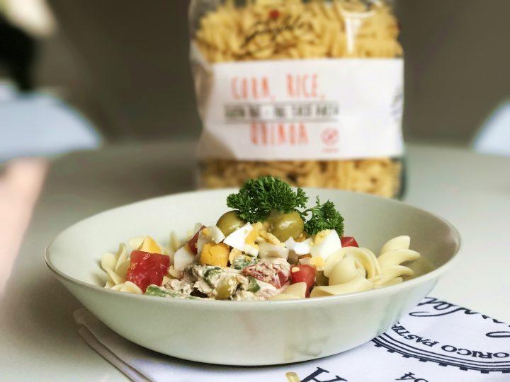 Glutenvrije pasta niçoise