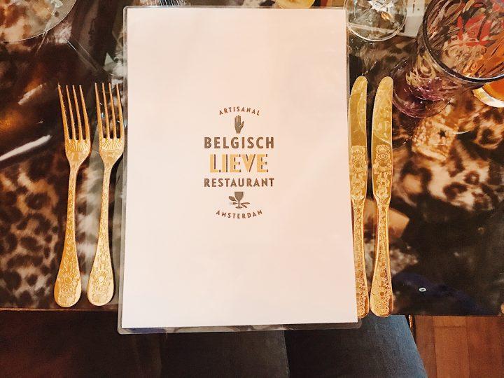 Restaurant Review: Lieve Amsterdam glutenvrij