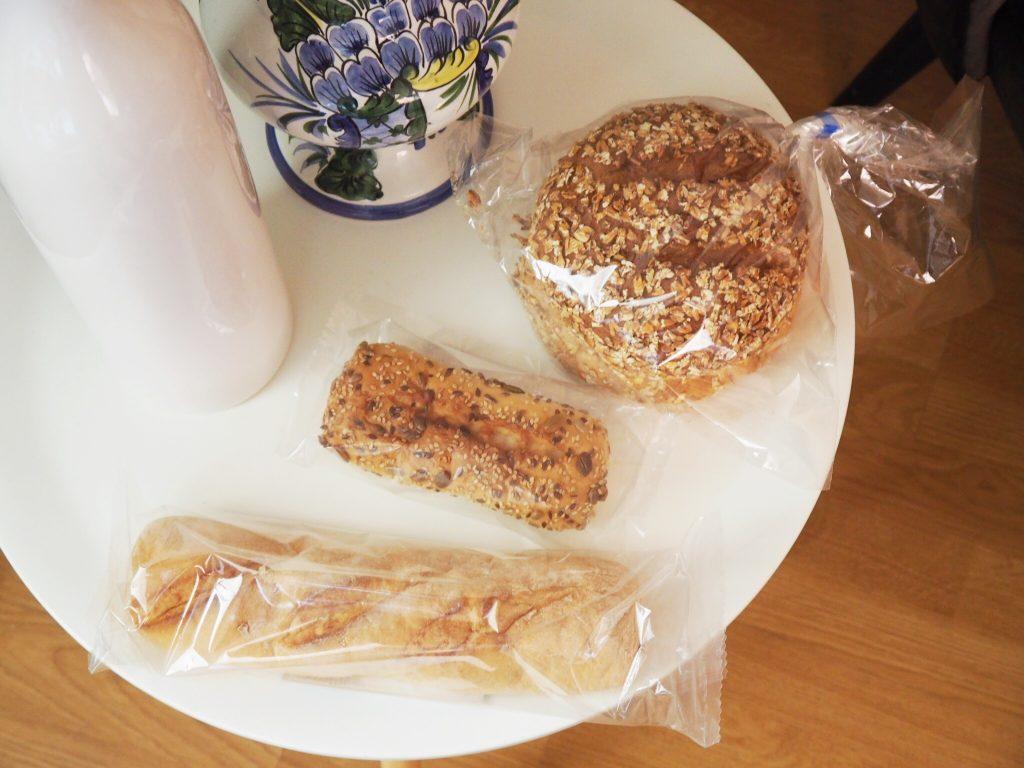 consenza vers glutenvrij brood