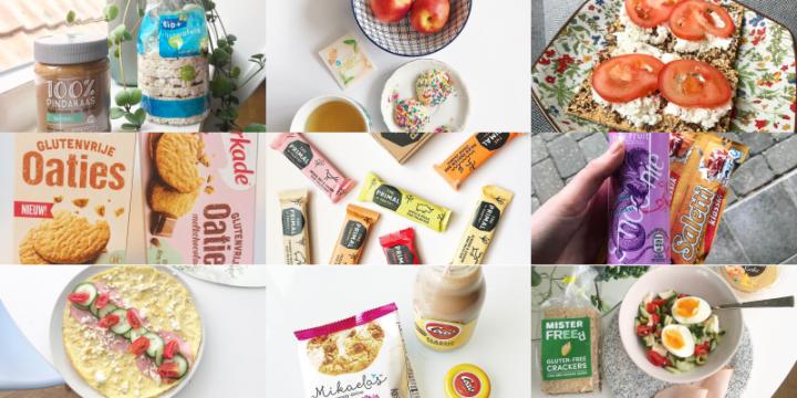 5 x Tips voor glutenvrije tussendoortjes #wijbloggenglutenvrij