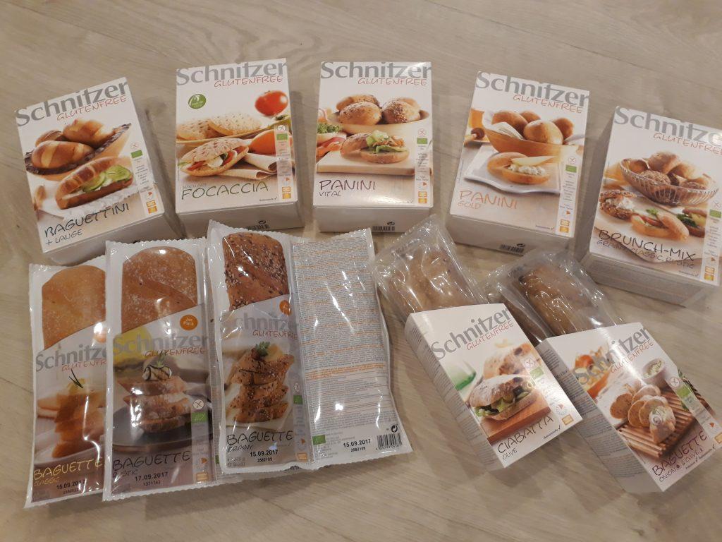 glutenvrije aanbiedingen