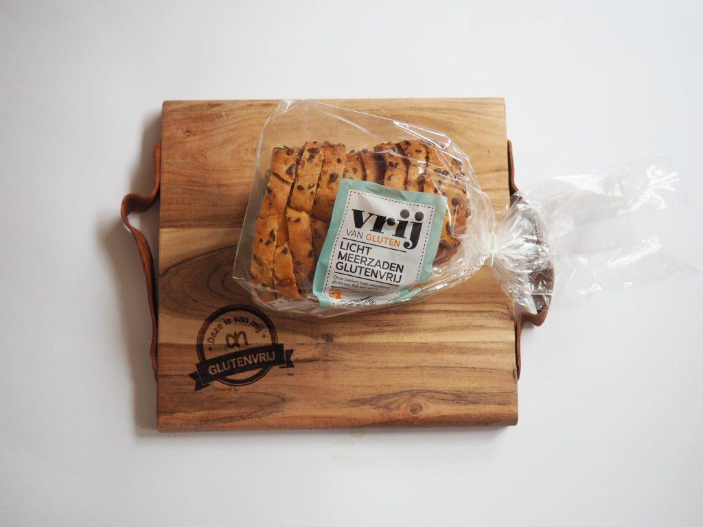 vers glutenvrij brood bij Albert Heijn