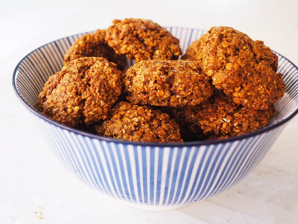 glutenvrije nutellakoekjes