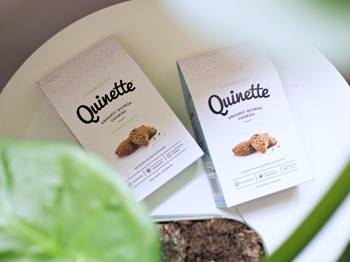 Review: Glutenvrije Quinette koekjes