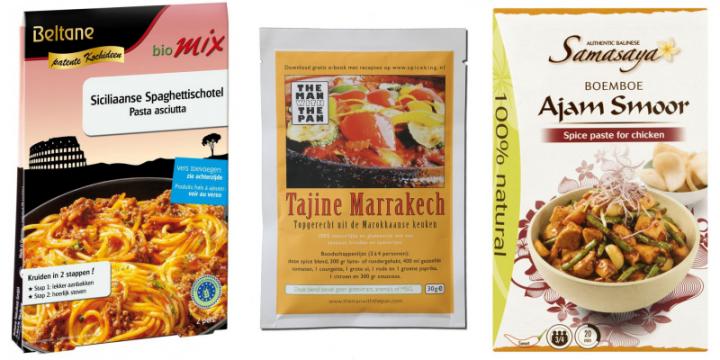 5 x Glutenvrije kruidenmixen – mijn favorieten