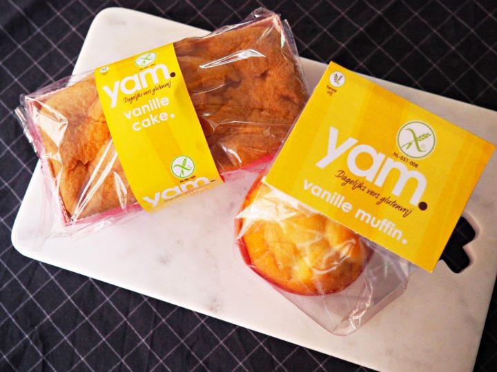 Nieuwe producten van YAM Glutenvrij – review en winactie