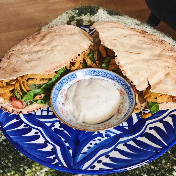 Zo maak je een glutenvrij broodje kebab