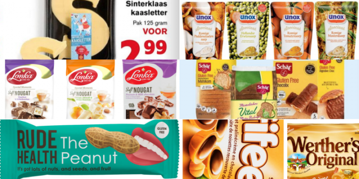 Glutenvrije aanbiedingen week 47