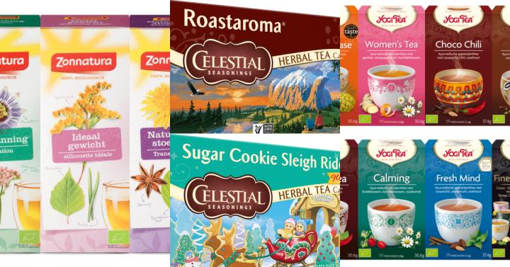 Opletten geblazen: In deze thee zit gluten!