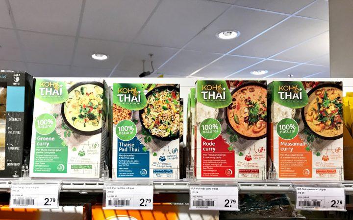 Review: glutenvrije maaltijdpakketten Koh Thai