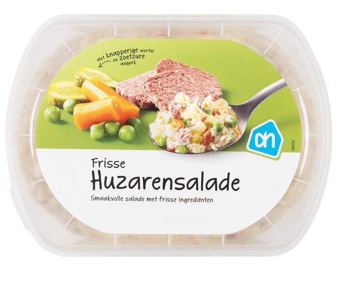 salade pittige kip albert heijn