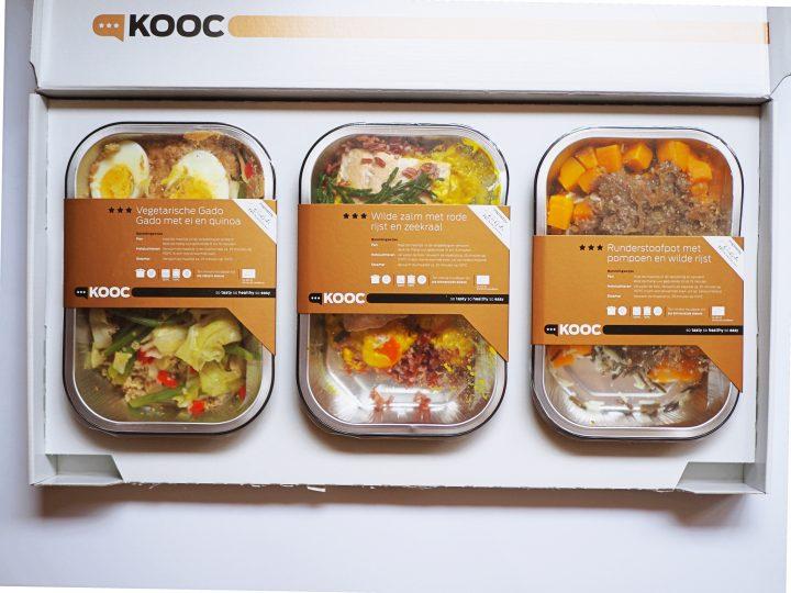KOOC maaltijden zijn nu officieel glutenvrij!