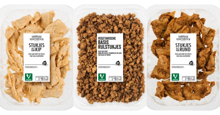 3 nieuwe AH glutenvrije vleesvervangers