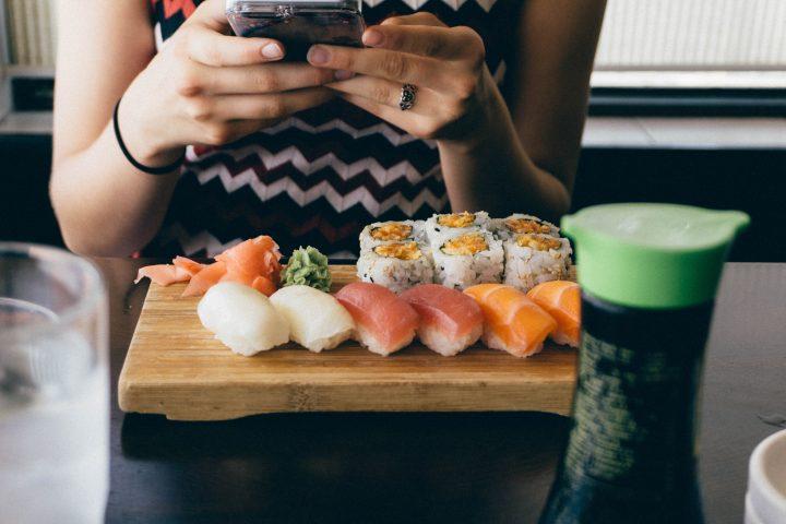 Lijst met glutenvrije sushi restaurants