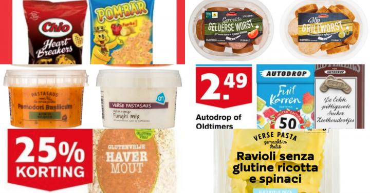 Glutenvrije aanbiedingen week 27