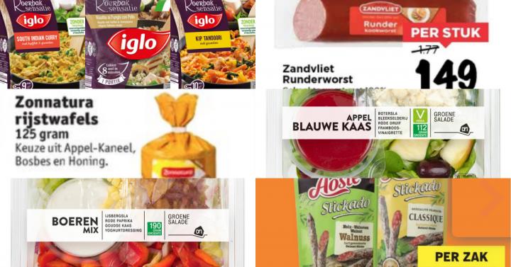 Glutenvrije aanbiedingen week 30 2018