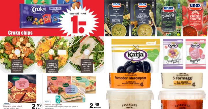 Glutenvrije aanbiedingen week 31 2018