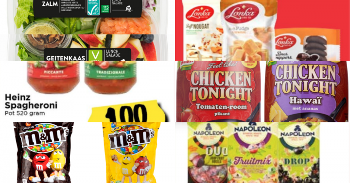 Glutenvrije aanbiedingen week 34 2018