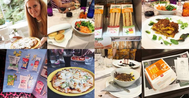 Gardameer glutenvrij in 2018: mijn eerste 3 dagen