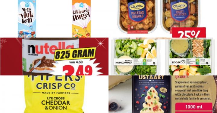 Glutenvrije aanbiedingen week 51 2018