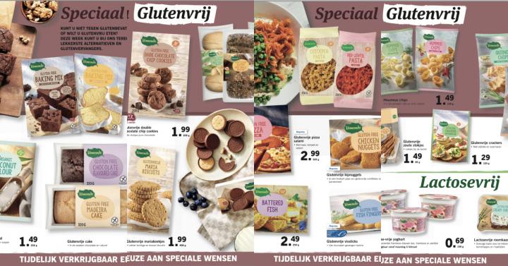 Glutenvrije actieweek bij Lidl: dit scoor je vanaf 7 februari 2019