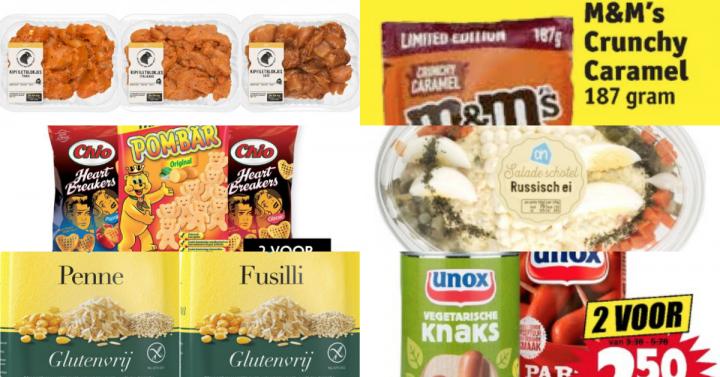 Glutenvrije aanbiedingen week 21 2019
