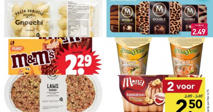 Glutenvrije aanbiedingen week 23 2019