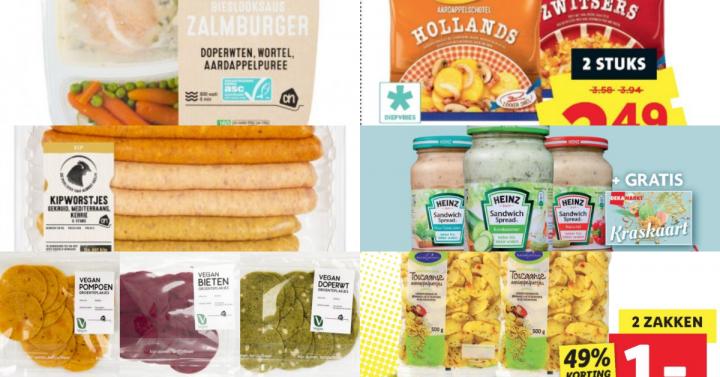 Glutenvrije aanbiedingen week 27 2019