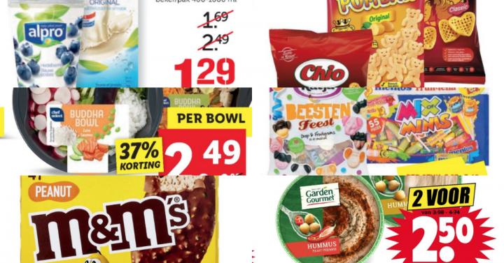 Glutenvrije aanbiedingen week 31 2019