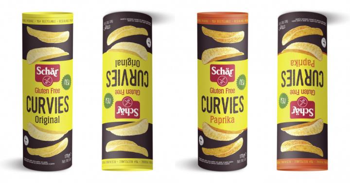NIEUW & GLUTENVRIJ: Schär Curvies (Pringles)