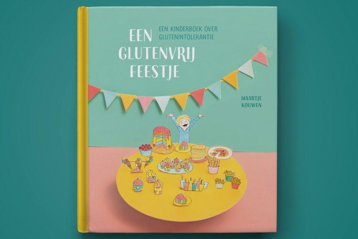 Kinderboek Een glutenvrij feestje