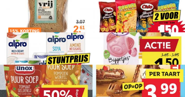 Glutenvrije aanbiedingen week 10 2020