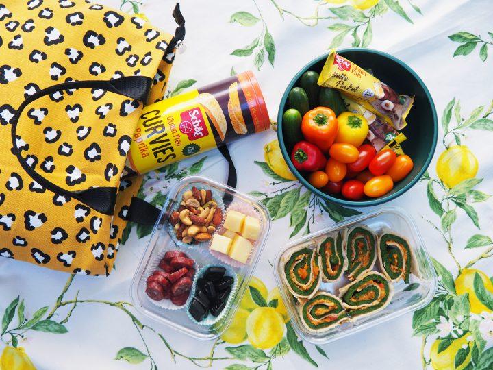 Vakantie of dagje uit: glutenvrije snacks voor onderweg
