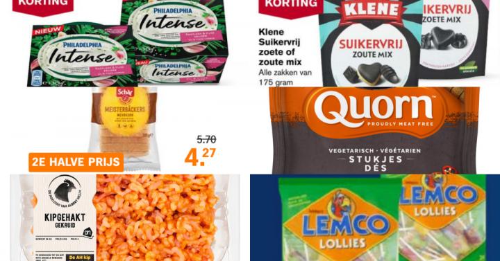 Glutenvrije aanbiedingen week 46 2020
