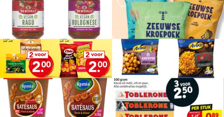 Glutenvrije aanbiedingen week 7 2021