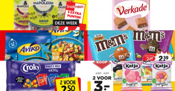 Glutenvrije aanbiedingen week 30 2021