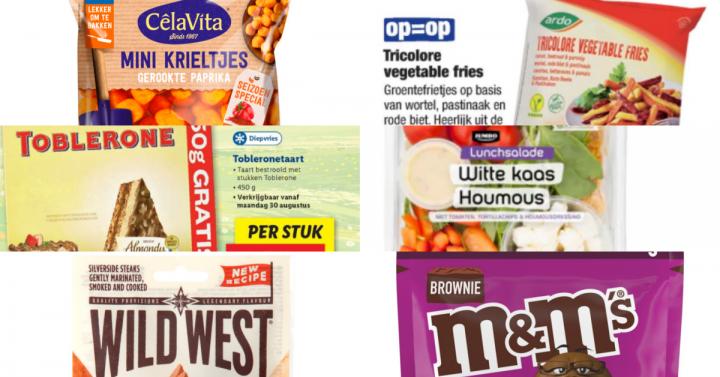 Glutenvrije aanbiedingen week 35 2021