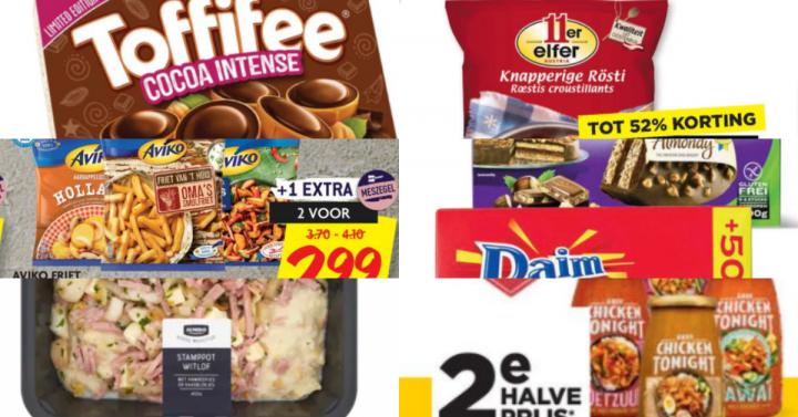 Glutenvrije aanbiedingen week 39 2021